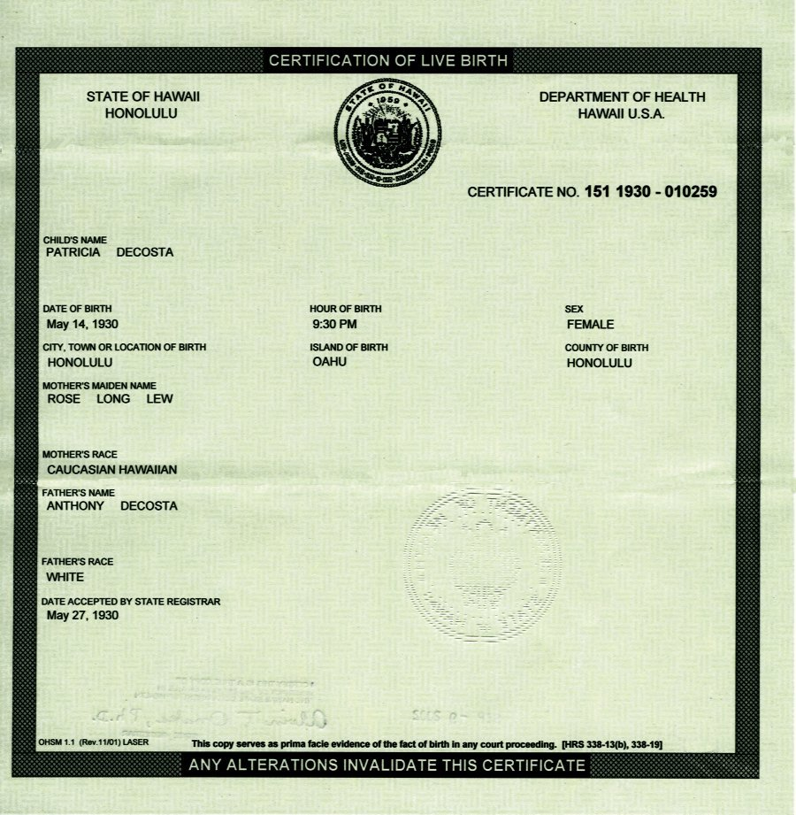 For those who do not know what certify means updated truebluenz patricia aiddatafo Images