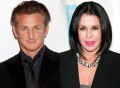 Sean Penn and Maria Conchita Alonso