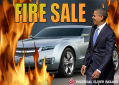 Obama's Fire Sale On Chevy Volts