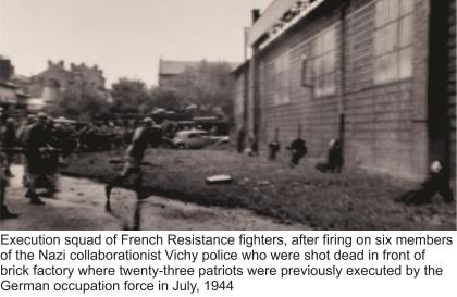 Vichy Executions