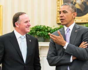 Key said on TV3's The Nation that he and Obama were very fond of each other.