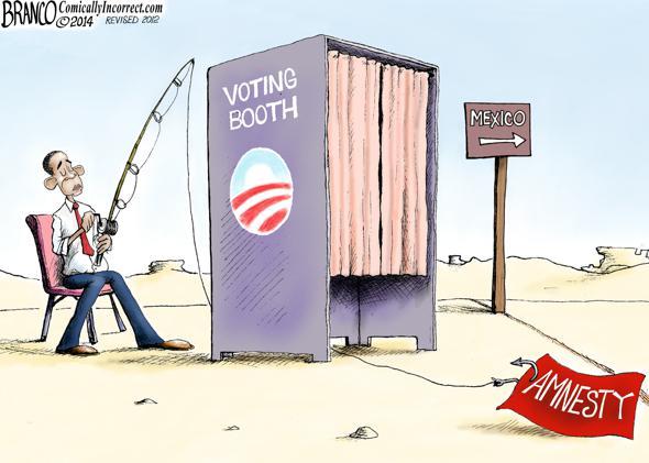 Vote fishing