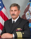 U.S. Navy Capt. James Fanell, Director, Intelligence and Information Operation