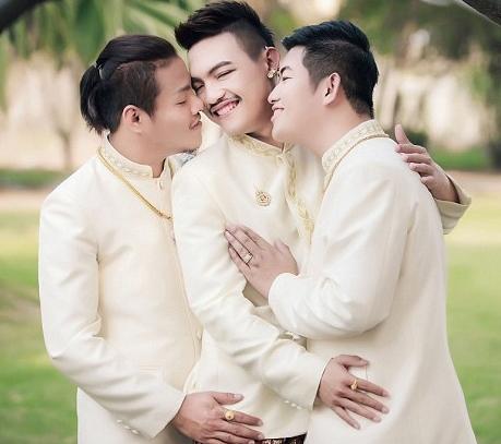 Three Gay Fags 74
