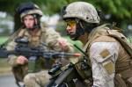 NZ defence