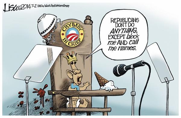 Obama child king