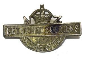 RSA Badge