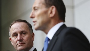 John-Key Tony-Abbott