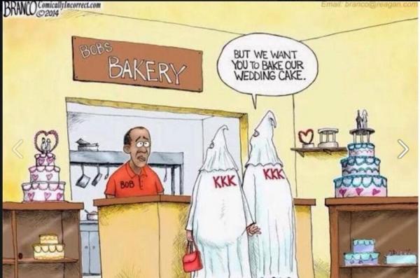 KKK Cake