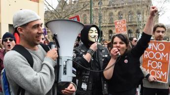 Bendigo Protest 1