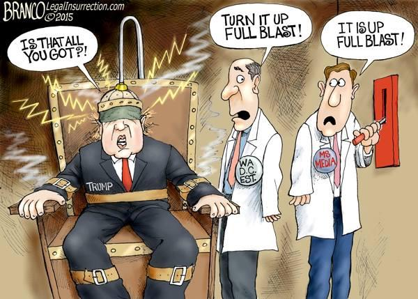 Trump electric chair