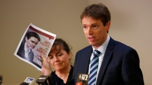 Colin Craig Mr x Pamphlet