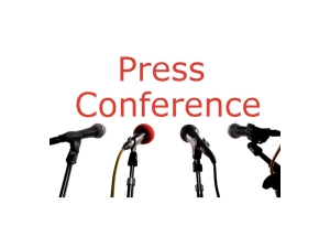 Press conference 2