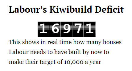 Socialists Can't Build Houses Because They Can't Do Maths