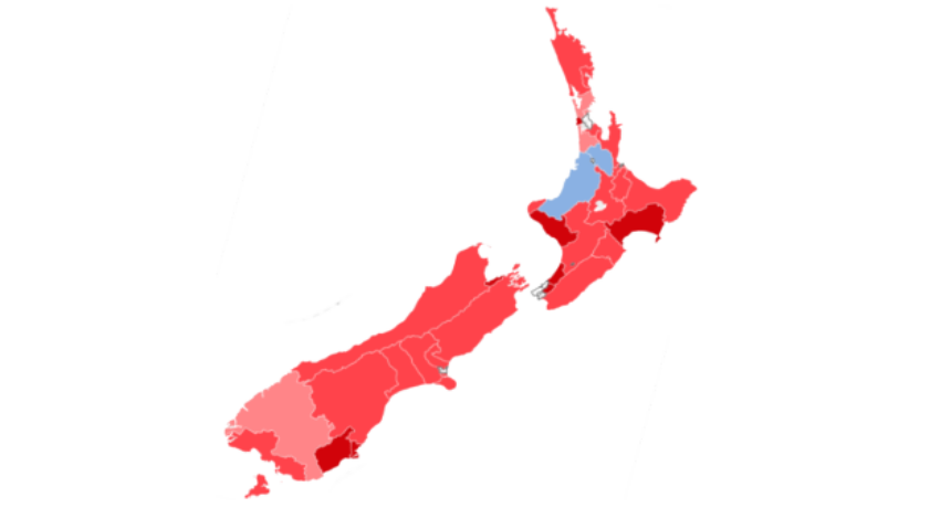New Zealand as a one party state